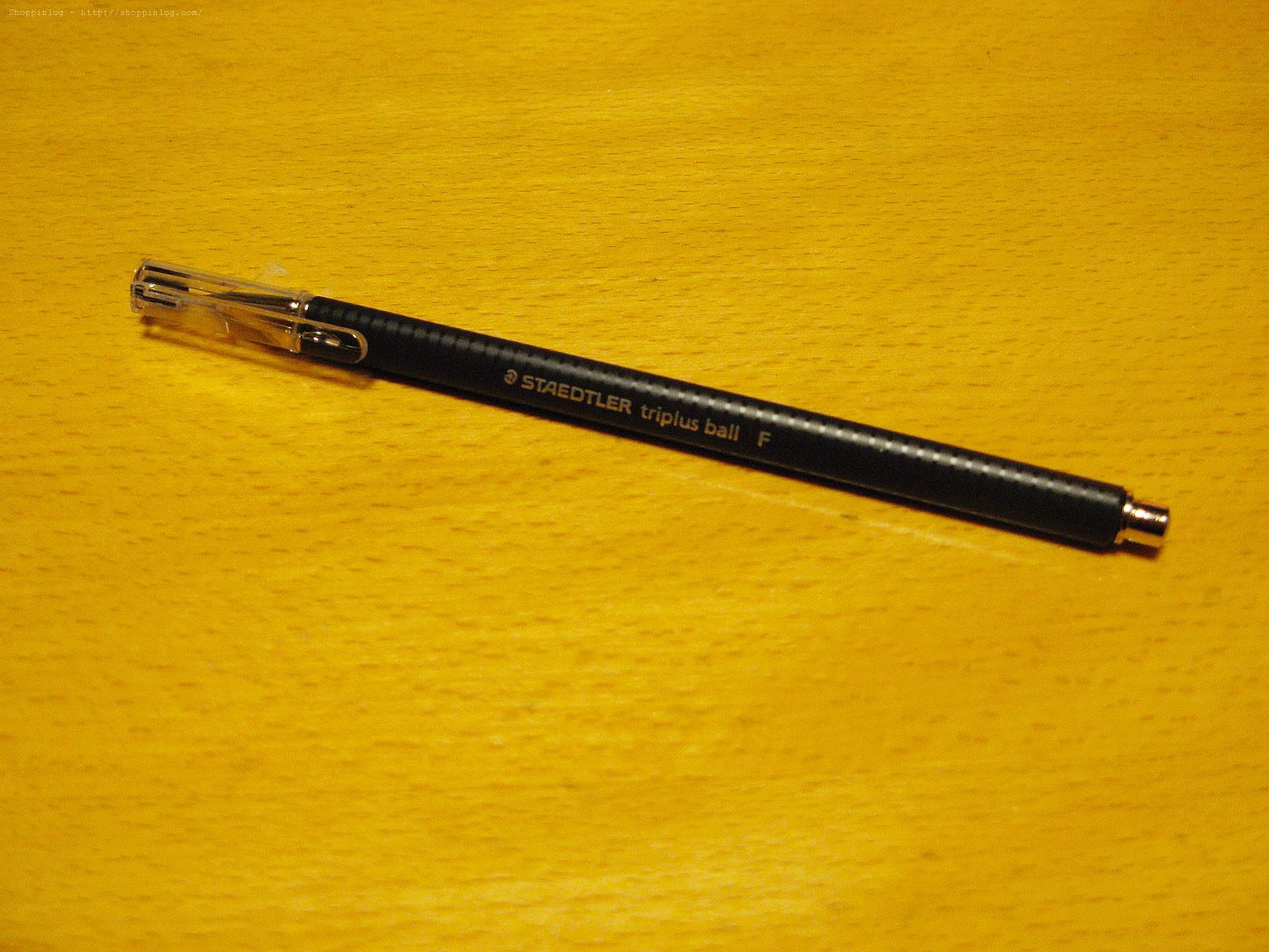 STAEDTLER®のトリプラス ボール・油性ボールペン