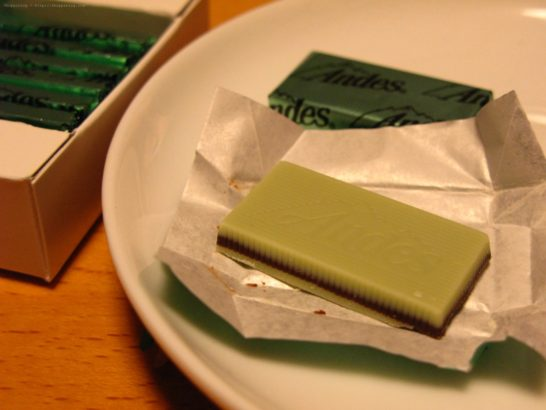 Andes Chocolate Mints