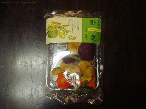 豆徳の野菜チップス「野菜アラカルト」